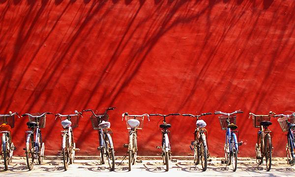 Second hand bikes in Rotterdam